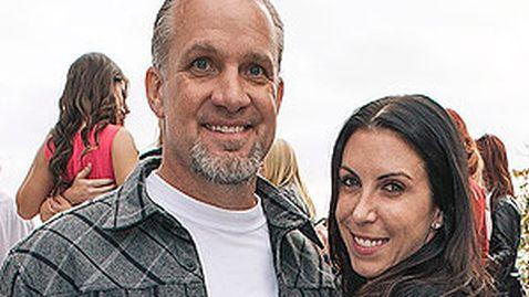 Jesse James Weds Alexis DeJoria