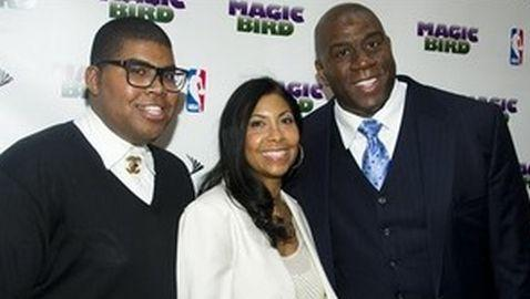 Magic Johnson Proud of Gay Son