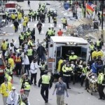 Explosions at the Boston Marathon Kill Three, Injure Dozens