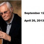 Country Superstar George Jones Dies at 81