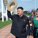 North Korea Launches Projectiles into the Ocean