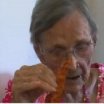 105-Year-Old Woman Reveals the Secret of Longevity: Eat Bacon!