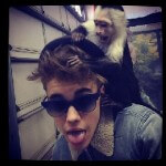 Bieber Abandons His Pet Monkey but Will Have to Pay its Bills