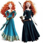 """Brave's"" Merida Gets a Makeover, Upsetting Feminists and Others"