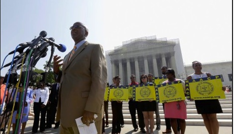 Key Part of Voting Rights Act Stricken Down by Supreme Court