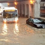 Toronto Flash Flood Breaks Records, Breaks Town