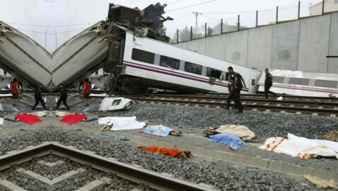 Killer Train Crash Conductor Was on Phone at Time of Accident