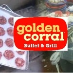 VIDEO: Golden Corral Hides Their Food by the Dumpster During Inspection