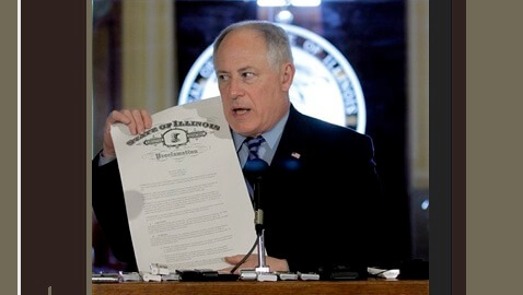 Illinois General Assembly Overrides Governor Quinn's Veto on Concealed Carry Bill