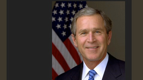 Former President George W. Bush Defends PRISM