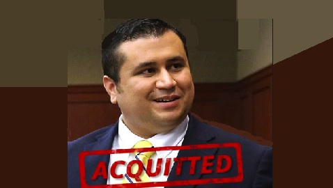 Prospective Law Student George Zimmerman Wants to Help People