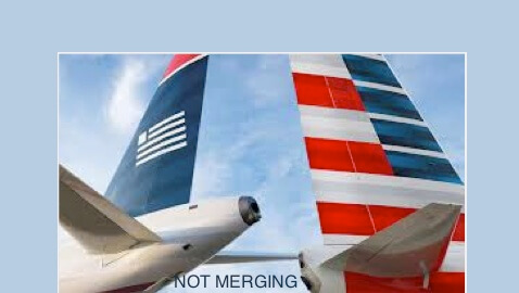 Government Intervenes in US Airways and AA Deal