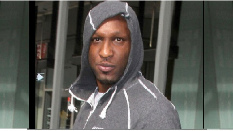 Lamar Odom Deep Into Drugs