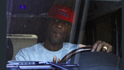 Lamar Odom in Trouble Again with DUI Arrest