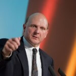 Microsoft's CEO Steve Ballmer Announces His Retirement
