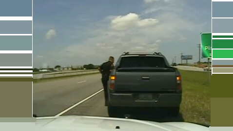 George Zimmerman Found Speeding with Gun in Vehicle