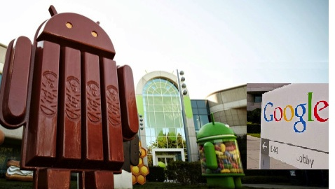 Google Licenses the Name 'KitKat' for its Next Version of Android