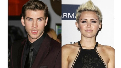 Singer Miley Cyrus Breaks Up with Liam Hemsworth