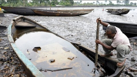 Shell to Compensate Nigerians For Oil Spill