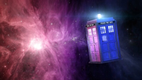 """Professor Claims Time Machine is """"Possible"""""""