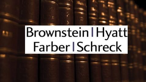 Brownstein Hyatt Adds 13 to Intellectual Property Team