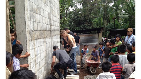Justin Bieber Builds a School