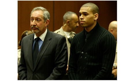 No Bail and Release for Chris Brown