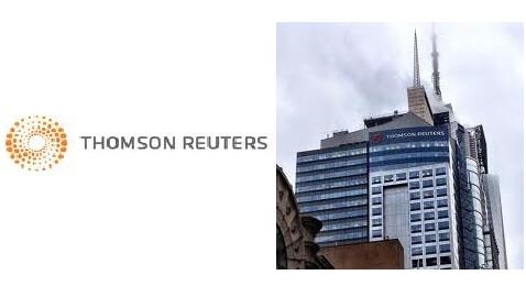 Thomson Reuters Sees Turnaround