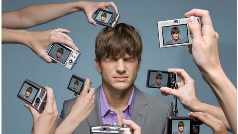 Ashton Kutcher Forever Tech Savvy