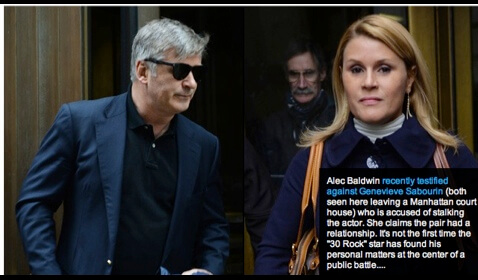Actress Sentenced for 210 Days for Stalking Alec Baldwin