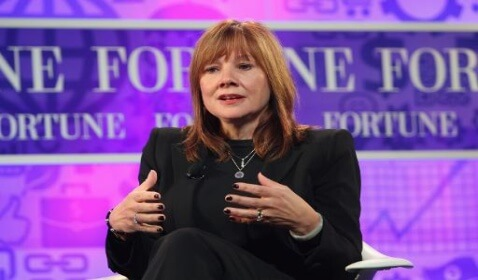 General Motors Co. Named its First Female Chief Executive