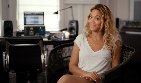 828,773-Sale Weekend Shatters Records for Beyonce's Album