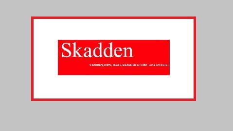 Skadden Opens Office in Seoul