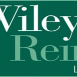 Wiley Rein Saying Goodbye to Bankruptcy Group