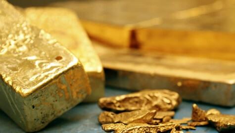 The Gold Slump