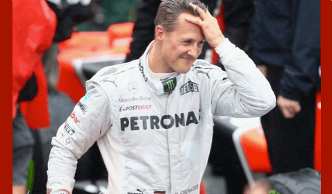 "Formula One's Michael Schumacher ""Fighting for His Life"""