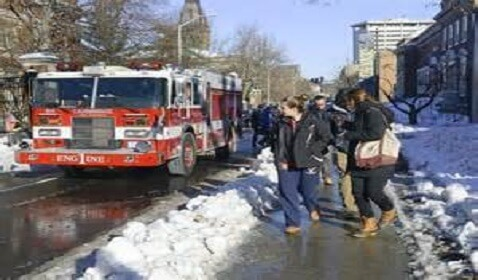 Harvard University Evacuated after Fake Bomb Threat, Final Exams Canceled
