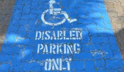 Trying to Park in the Handicapped Zone? You'd Better Have Your Paperwork Ready