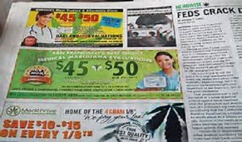 Ad Execs: Cannabis Ads for Legal Marijuana Will Generate Billions