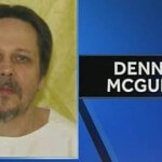Dennis McGuire Suffers During Execution in Ohio