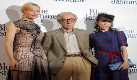 The 71st Golden Globes Honored Woody Allen