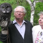 Pictures of People Next to Short Blurbs in Which They Discuss Owls