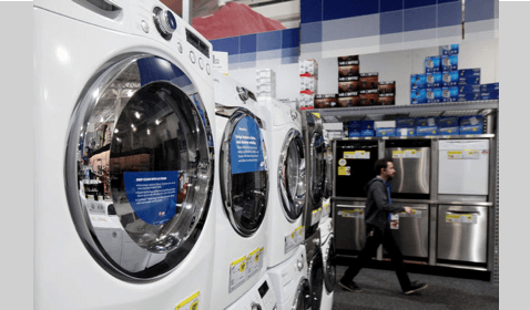 Slump in Durable Goods