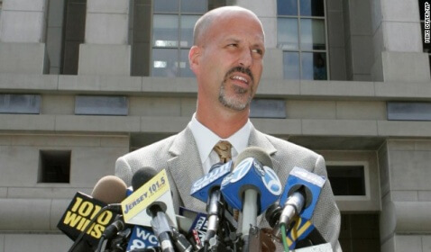 Michael Drewniak Interviewed by U.S. Prosecutors