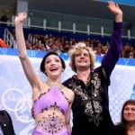 Charlie White and Meryl Davis Take Home the Gold Medal in Ice Dance Event
