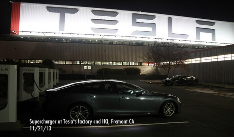 Tesla Motors Announces Plans to Build Lithium-ion Battery Factory