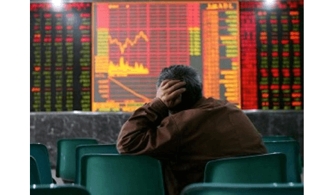 The Stock Market Decline