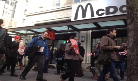 McDonald's and the Struggle with Income Inequality