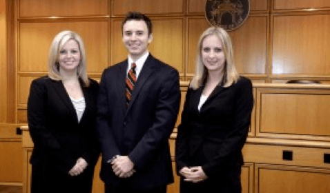 Stetson University College of Law Named Co-Champions!