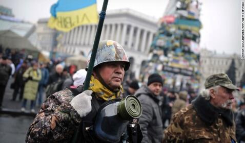Putin's Latest Grab for Crimea